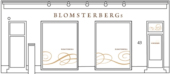 Blomsterberg facade