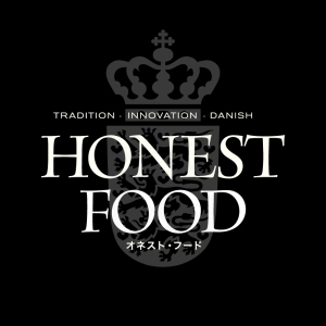 Honest food logo